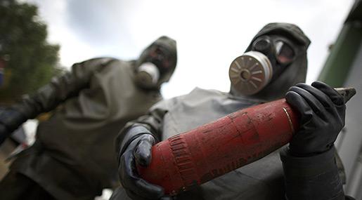 Syrie: l'Occident couvrirait les terroristes responsables des attaques chimiques, dit Moscou