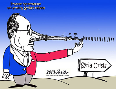 Les désillusions de la France en Syrie