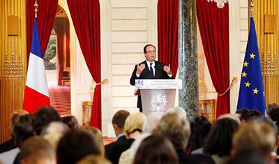 Paris reste «partie prenante» en Syrie