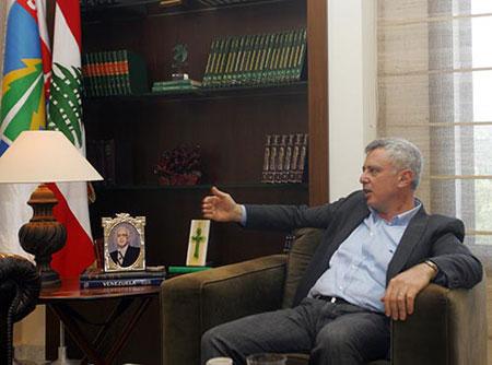 Sleiman Franjieh à Al-Ahednews: Assad est tranquille et ses vrais amis ne l'abandonneront guère