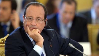 La popularité de Hollande au plus bas en comparaison avec celle de ses prédécesseurs.