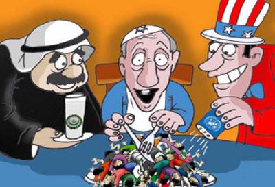 L'entité sioniste tire un grand profit des conflits qui se déroulent dans le monde arabe.