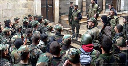 L'armée syrienne sécurise la localité «Husseinieh» de la région de Sayeda Zeinab