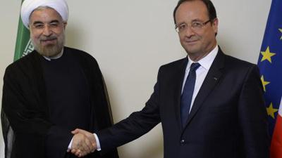 L'ouverture de la France sur l'Iran étonne les observateurs.