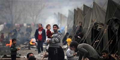 Plus de 11.000 réfugiés syriens sont entrés en Bulgarie depuis le début de l'année.