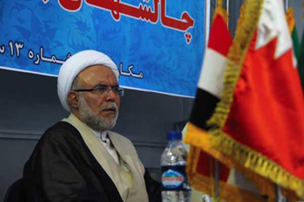 L'attaché culturel d'Iran au Liban, cheikh Brahim Ansari