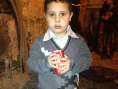 «Israël» lance un mandat d'arrêt contre un enfant palestinien de 4 ans!