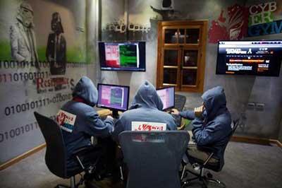 «Israël» forme des hackers dans une école!