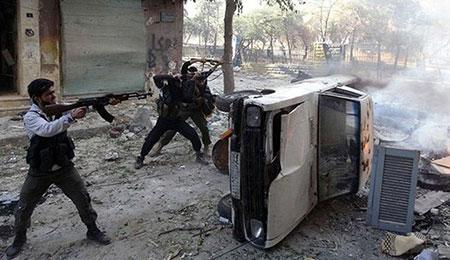 Le QG de l'EIIL à Alep aux mains des «rebelles»