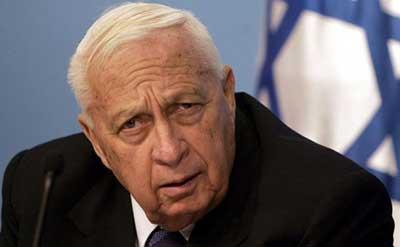 Mort de l'ex-premier ministre israélien Ariel Sharon.