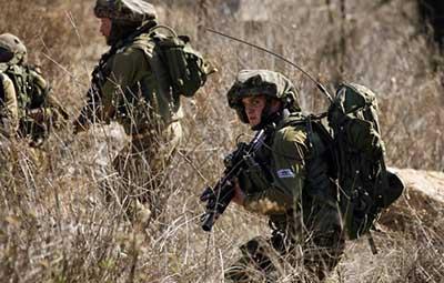 «Israël» forme ses élèves-officiers pour éviter les erreurs de la guerre de 2006.