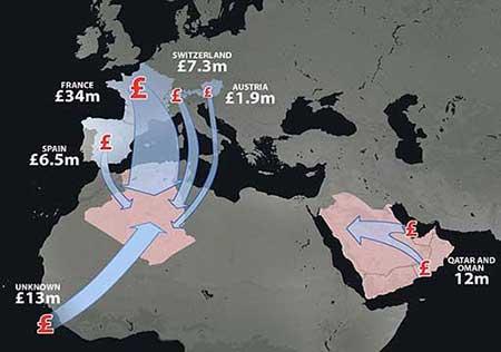 Les Européens paient Al-Qaïda et financent le terrorisme, selon le NYT.