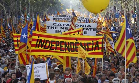 Catalonia is not Spain.