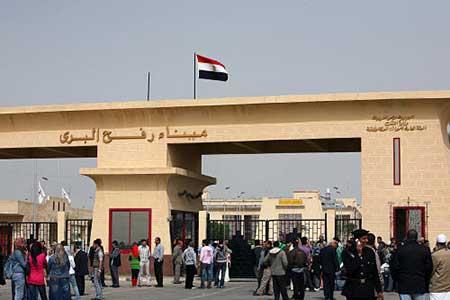 L'Égypte va rouvrir dimanche sa frontière avec Gaza.