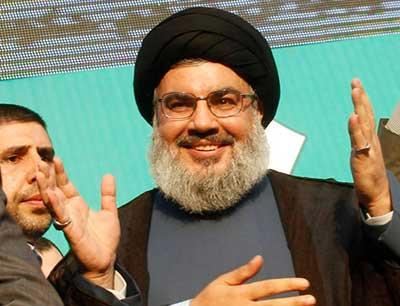 Un discours prévu de sayed Hassan Nasrallah aujourd'hui.