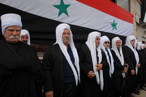 Les lames d'«Al-Nosra» aux cous des druzes de Syrie