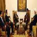 L'Ayatollah Fadel Al Maliki chez sayed Nasrallah