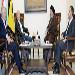 Le député Joumblatt chez sayed Nasrallah