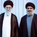 Exclusive: sayed Nasrallah chez sayed Khameneï (photo)