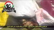 L'ASL commet un massacre horrible dans le village de Hatla en Syrie