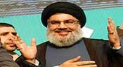 Un discours prévu de sayed Hassan Nasrallah aujourd'hui