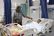 Offensive saoudienne contre le Yémen: un grand hôpital menacé de fermeture