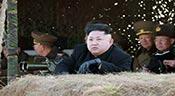Corée du Nord: Kim Jong-Un évoque la bombe H