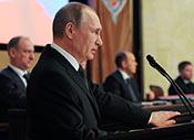 Poutine: Pas d'alternative au cessez-le-feu en Syrie
