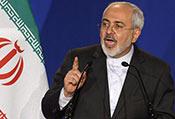 Zarif : Téhéran n'a besoin d'aucune autorisation pour perfectionner sa défense