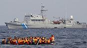 Révélation: en 2014, des garde-côtes grecs ont mitraillé une embarcation de migrants