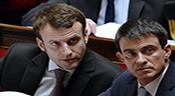 France/Présidentielle 2017: Macron perd un point mais devance Fillon