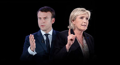 Macron vs Le Pen, le duel du second tour