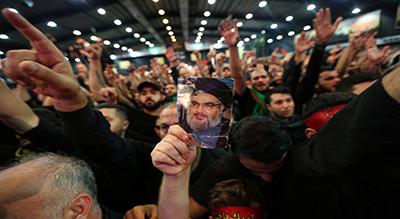 En vidéo, sayed Nasrallah annonce la fin de l'Etat de «Daech»