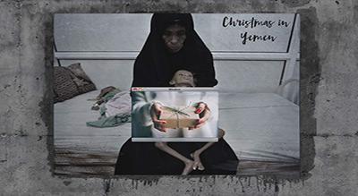 «Noël au Yémen», par Igor Dobrowolski