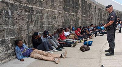 Forte hausse de l'arrivée de migrants en Espagne