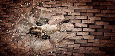 Le mur de l'impuissance