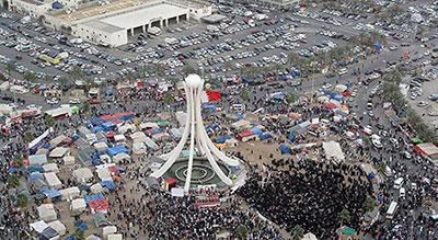 Bahreïn: le mouvement de contestation du peuple n'est pas affaibli