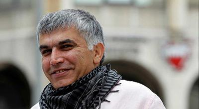 Bahreïn: l'opposant Nabil Rajab condamné à cinq ans de prison pour des tweets
