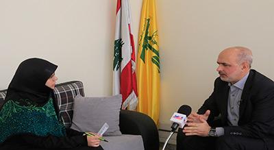 Liban/législatives: Au Hezbollah, on promet ce qu'on peut réaliser, dit le candidat du parti à Zahlé