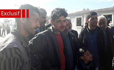 Les civils fuyant la Ghouta racontent les mises en scène des attaques chimiques