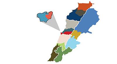 Législatives libanaises 2018: la répartition des circonscriptions électorales et le nombre d'électeurs