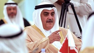 Bahreïn soutient «le droit d'Israël à se défendre» en bombardant la Syrie