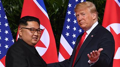 #Kim salue une «rencontre historique» avec #Trump, «on a tourné la page du passé»