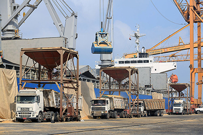 L'importance stratégique du port de Hodeïda
