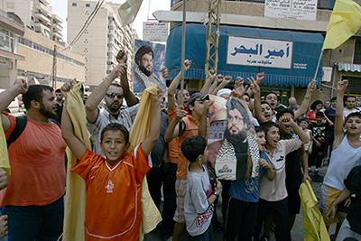 Promesse tenue… La guerre de juillet 2006 (photos)