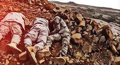 En chiffres, les pertes de la coalition au Yémen entre mai et juillet