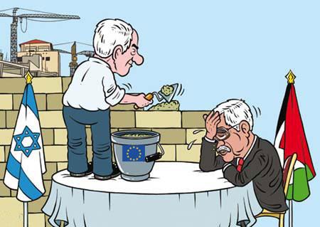 L'UE continue à financer la colonisation israélienne malgré ses déclarations