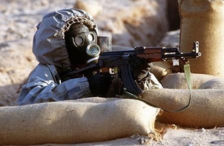 Une attaque à l'arme chimique a visé des combattants kurdes en Irak