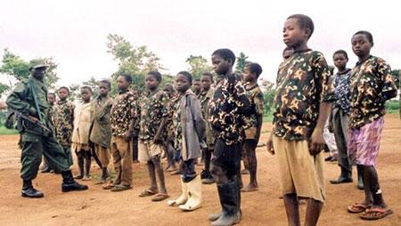 Centrafrique: 163 enfants soldats libérés par la milice anti-balaka.