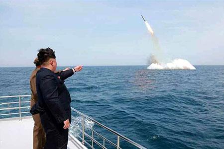 Corée du Nord: Kim Jong-Un ordonne aux troupes sur la frontière de se mettre en alerte.
